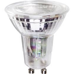 LED žiarovka Megaman MM26622 230 V, GU10, 4.5 W = 50 W, teplá biela, A + (A ++ - E), reflektor, 1 ks