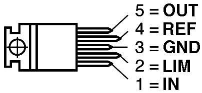 Stabilizátor napětí 2 A L 200 CV