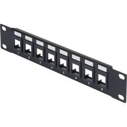 """Přední deska pro datové skříně Renkforce RF-3521390, velikost racku (HE) 1 U, 10 """""""