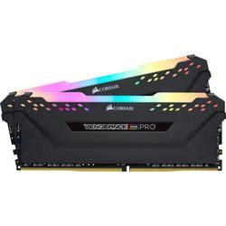 Sada RAM pro PC Corsair Vengeance® PRO RGB CMW16GX4M2Z2933C16 16 GB 2 x 8 GB DDR4-RAM 2933 MHz CL16 18-18-36