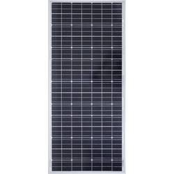 Monokrystalický solární panel Lilie SP100, 5470 mA, 100 Wp, 12 V