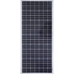 Monokrystalický solární panel Lilie SP50, 4360 mA, 50 Wp, 12 V