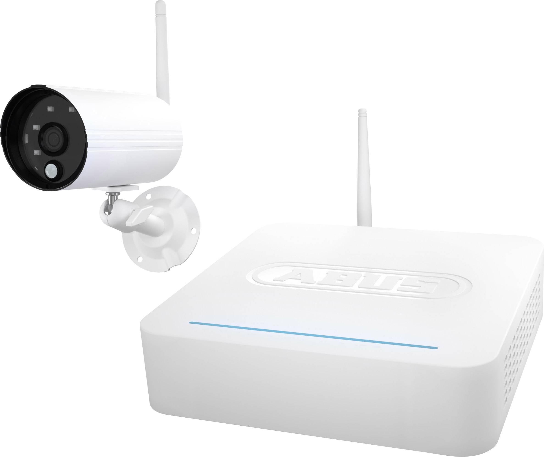 Sada bezpečnostní kamery ABUS OneLook, 4kanálový, max. dosah 50 m