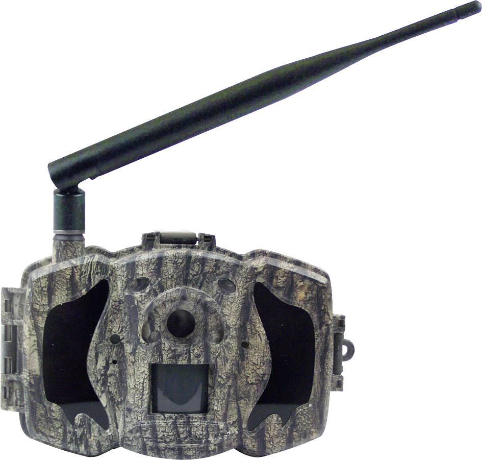 Fotopast Berger & Schröter MG984G-30M, 30 MPix, černé LED diody, dálkové ovládání, nahrávání zvuku, maskáčová