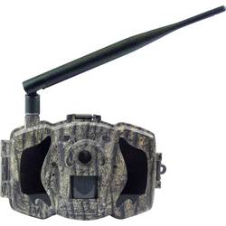 Fotopast Berger & Schröter MG984G-30M, 30 Megapixel, černé LED diody, dálkové ovládání, No-Glow-LED, nahrávání zvuku, maskáčová