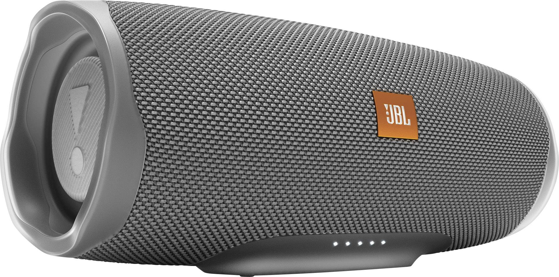Bluetooth® reproduktor JBL Charge 4 outdoor, vodotěsný, USB, šedá