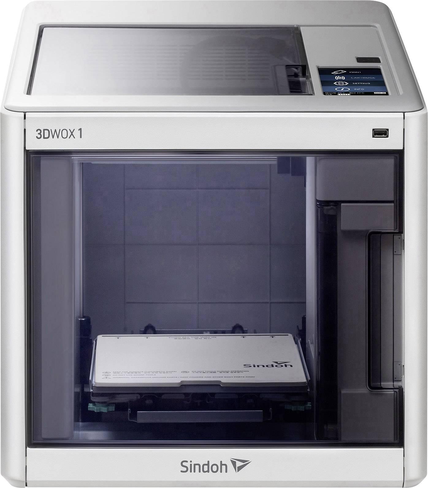 3D tiskárna Sindoh 3D WOX 1 vč. softwaru