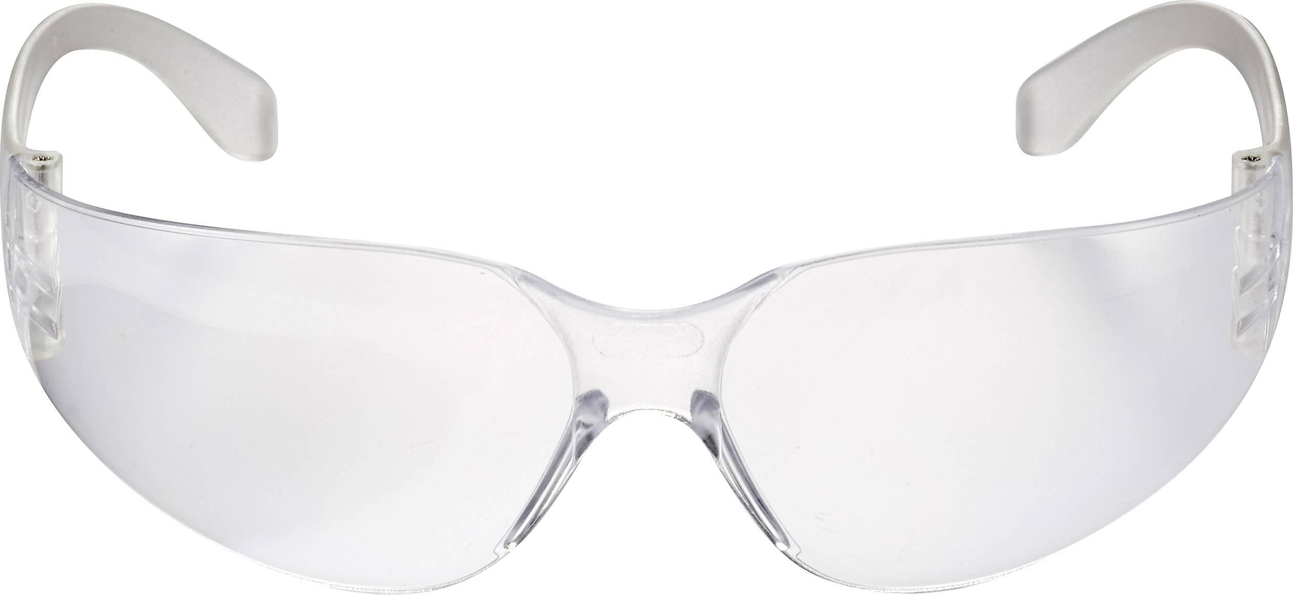 Ochranné brýle Toolcraft, transparentní, DIN EN 166-1 TOOLCRAFT TO-5291646