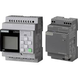Riadiaci modul Siemens LOGO! 12/24RCE & LOGO! Power 12 V/DC, 24 V/DC
