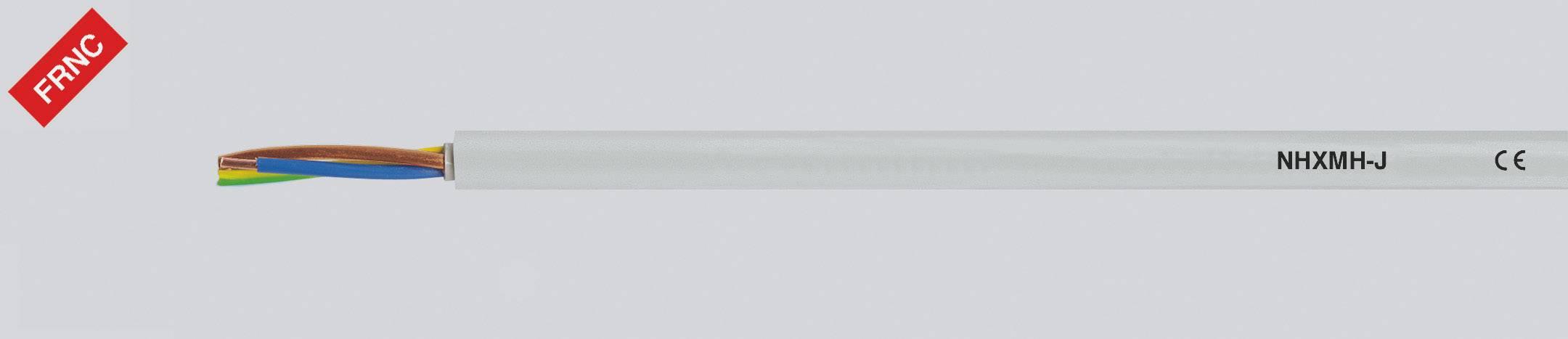 Opláštěné vedení Helukabel 53300-100, 1 x 1.50 mm², 100 m, šedá