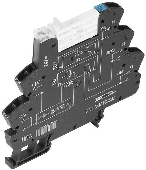 Vazební relé Weidmüller TRZ 24VDC ACT 1391670000