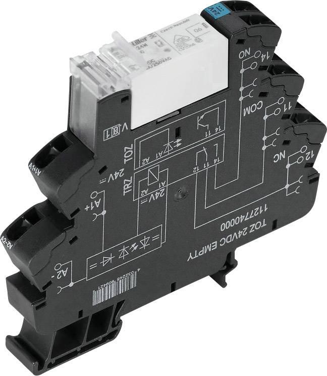 Vazební relé Weidmüller TRZ 24VDC 1CO 16A 1479840000