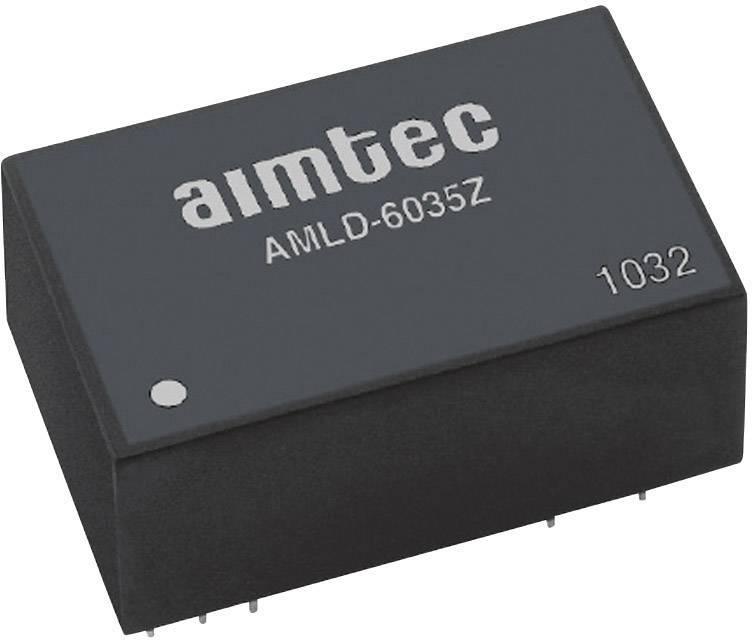LED ovládač Aimtec AMLD-6050Z, 500 mA, prevádzkové napätie (max.) 60 V/DC