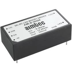 Driver Power LED Aimtec AMLDL-3035Z, 7 - 30 V, 350 mA, DIP 14