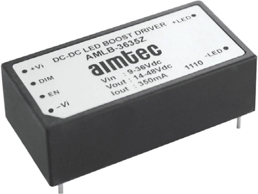 LED ovládač Aimtec AMLB-3670Z, 700 mA, prevádzkové napätie (max.) 36 V/DC