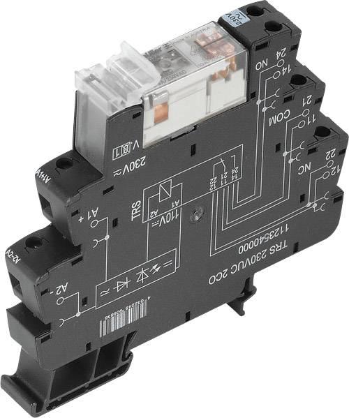 Vazební relé Weidmüller TRS 230 V/UC 2 CO AU 1123790000