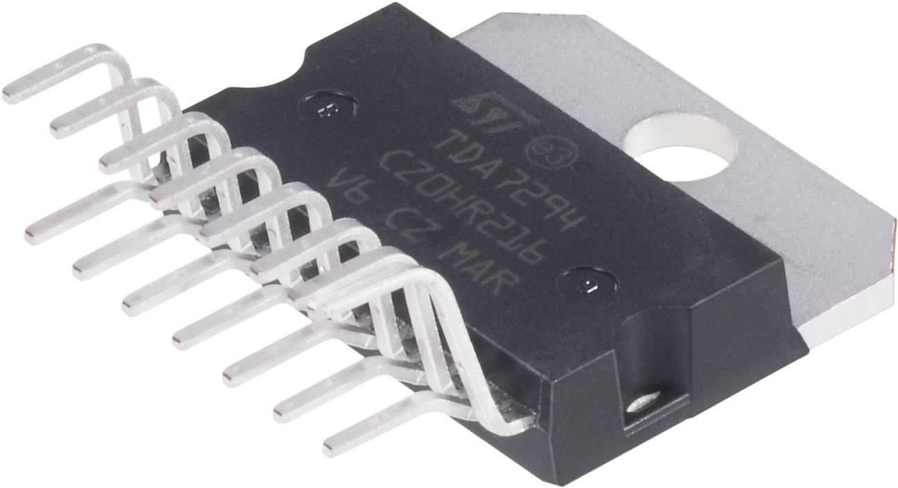 Lineárny IO operačný zosilňovač STMicroelectronics TDA7294V, Multiwatt-15
