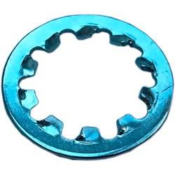 Upevňovací matice kov OMEG ZAHNSCHEIBE-10-OMEG-ZINK 1 ks