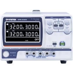 Laboratorní zdroj s nastavitelným napětím GW Instek GPE-4323, 0 - 32 V, 0 - 3 A, 212 W, Počet výstupů: 4 x