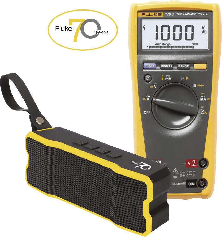 Digitální multimetr Fluke FLK-179SPPOR/SP