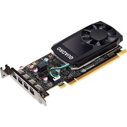 Grafická karta - Pracovní stanice PNY Nvidia Quadro P620 2 GB GDDR5 RAM PCIe x16 mini DisplayPort