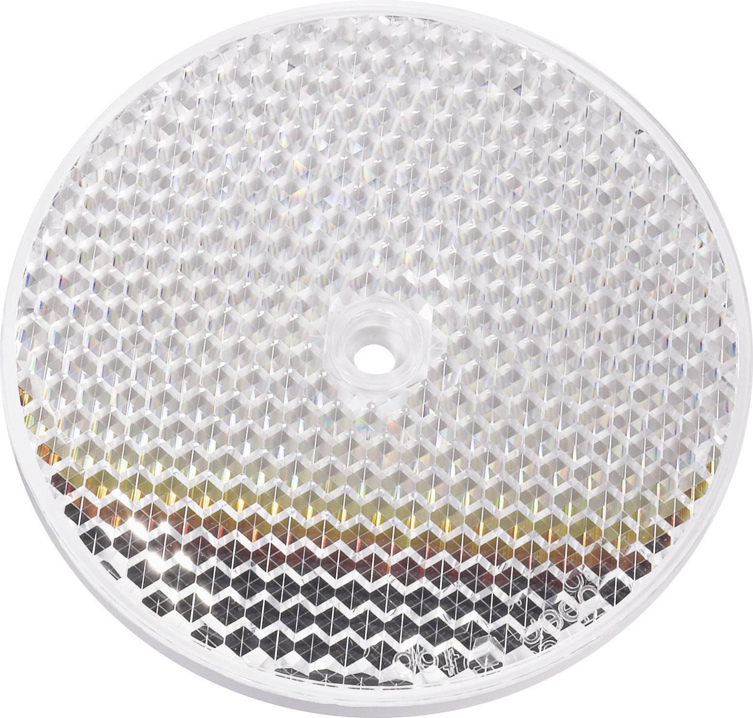 Reflexní odrazka pro světelnou závoru Idec IAC-E800-91, Ø 84 mm