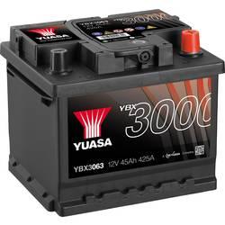 Autobaterie Yuasa SMF YBX3063, 45 Ah, T1 N/A