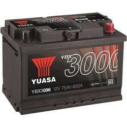 Autobaterie Yuasa SMF YBX3096, 75 Ah, T1 N/A