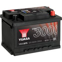 Autobaterie Yuasa SMF YBX3075, 60 Ah, T1 N/A
