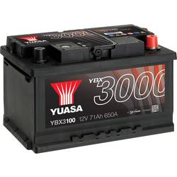 Autobaterie Yuasa SMF YBX3100, 71 Ah, T1 N/A