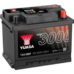 Autobaterie Yuasa SMF YBX3027, 60 Ah, T1 N/A