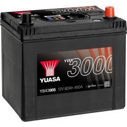 Autobaterie Yuasa SMF YBX3005, 60 Ah, T1 N/A