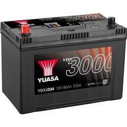Autobaterie Yuasa SMF YBX3334, 90 Ah, T1 N/A