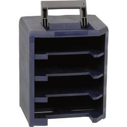 Raaco, HandyBoxxser 4x4, 137935, přihrádek: 4, 290 x 342 x 247, modrá