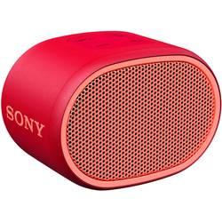 Bluetooth® reproduktor Sony SRS-XB01 AUX, vodotesný, červená
