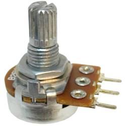 Otočný potenciometr Mono Alpha RV16AF20KB25KM RV16AF20KB25KM, 0.2 W, 25 KΩ, 1 ks