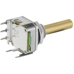 Otočný potenciometr Mono Alpha RD1601F40F430RB1KM RD1601F40F430RB1KM, 0.2 W, 1 KΩ, 1 ks