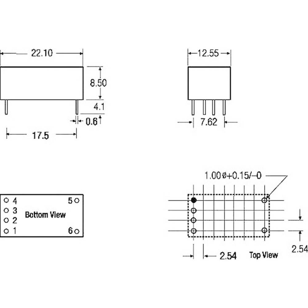 LED driver Recom Lighting RCD-24-0.30 (80099201