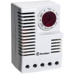 Hygrostat do skříňového rozvaděče Finder 7T.91.8.230.3040 7T.91.8.230.3040, 230 V/AC, 1 přepínací kontakt, (d x š x v) 64.5 x 42 x 38 mm