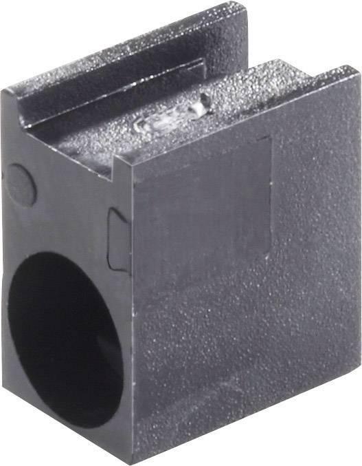 Objímka pro LED Richco LEDH-101C-38, 90°, 3 mm