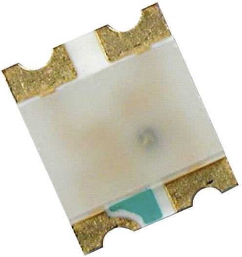 SMD LED Avago Technologies, HSMF-C155, 20 mA, 2,1 V, 170 °, 10 mcd, červená/zelená