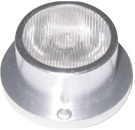 HighPower LED-modul ledxon ALUSTAR 9008196, 3 °, 60 °, 66 lm, 1 W, 2.8 V, neutrálne biela
