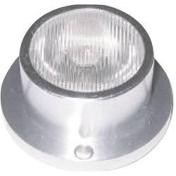 HighPower LED-modul ledxon ALUSTAR 9009138, 3 °, 60 °, 66 lm, 1 W, 2.8 V, teplá biela