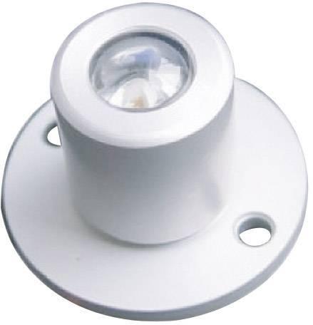 HighPower LED-modul ledxon ALUSTAR 9008125, 60 °, 100 lm, 1 W, 2.8 V, chladná biela