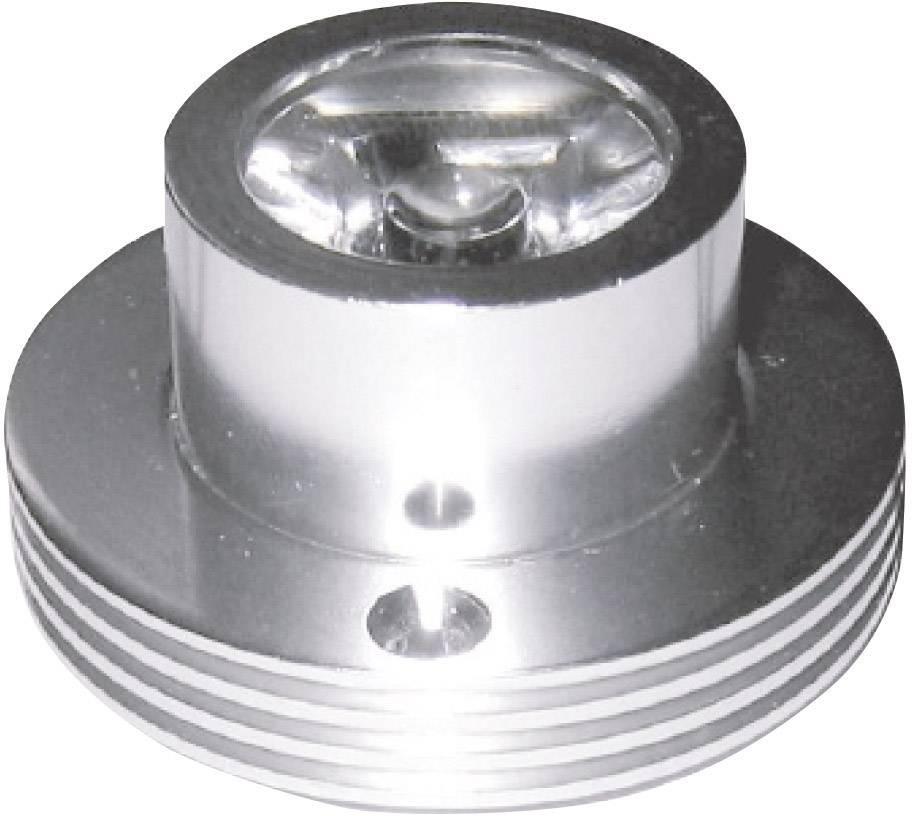LED modul ALUSTAR LEDxON 9008096, 3 W, 10°, teplá bílá