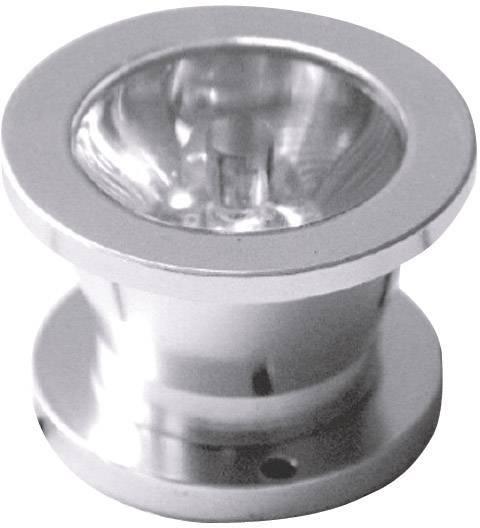 HighPower LED-modul ledxon ALUSTAR 9008073, 30 °, 146 lm, 3 W, 3.1 V, chladná biela