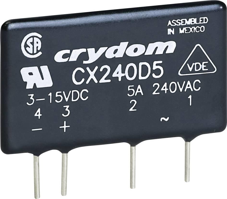 Polovodičové relé Crydom CX240D5 CX240D5, 5 A, 1 ks