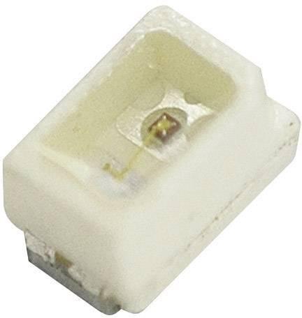 SMDLED Dominant Semiconductors DNW-UJG-UV2-1, 1125 mcd, 120 °, 30 mA, 1.95 V, biela