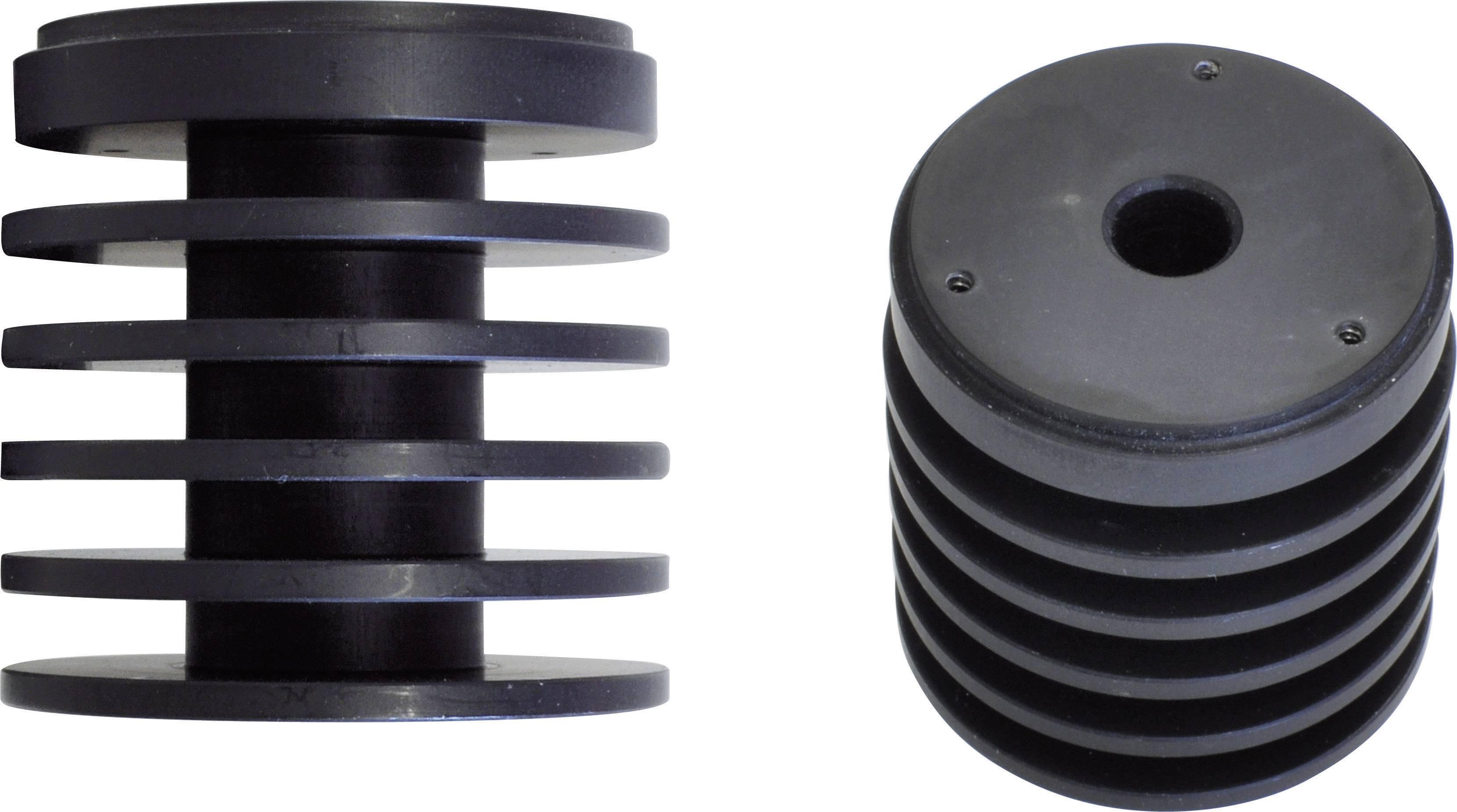 Chladič Barthelme ALU K2, 4.44 K/W, (Ø x v) 44 mm x 45 mm