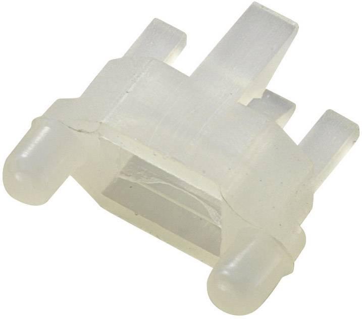 Distanční držák LED KSS LQT-3 Transparent, 4,6 mm